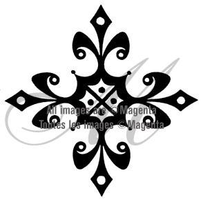 Ornamental Star/Snowflake