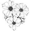 Flower Filled Heart (08.077.N)